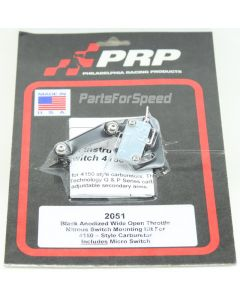 PRP 2051 Wide Open Throttle Micro Switch Holley 4150